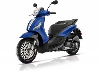 Piaggio BEVERLY 300i S ABS/ASR